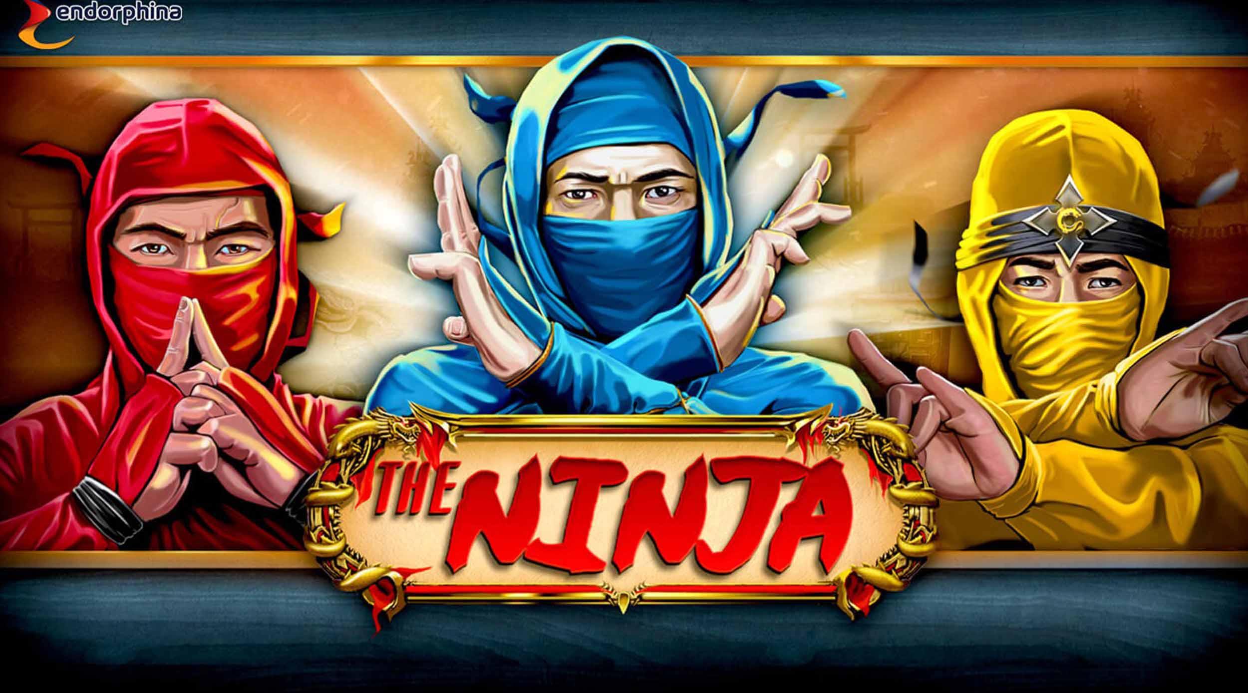 Обзор игрового автомата The Ninja